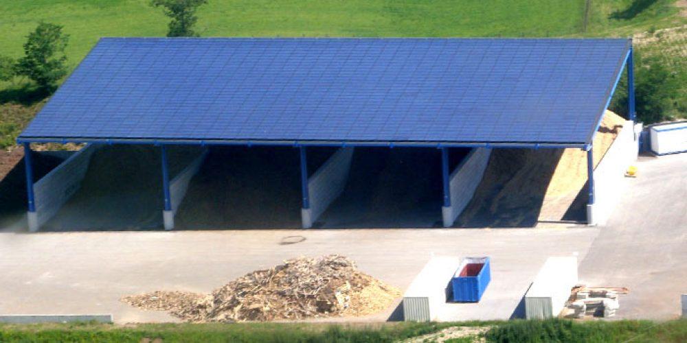 Centrale photovoltaïque